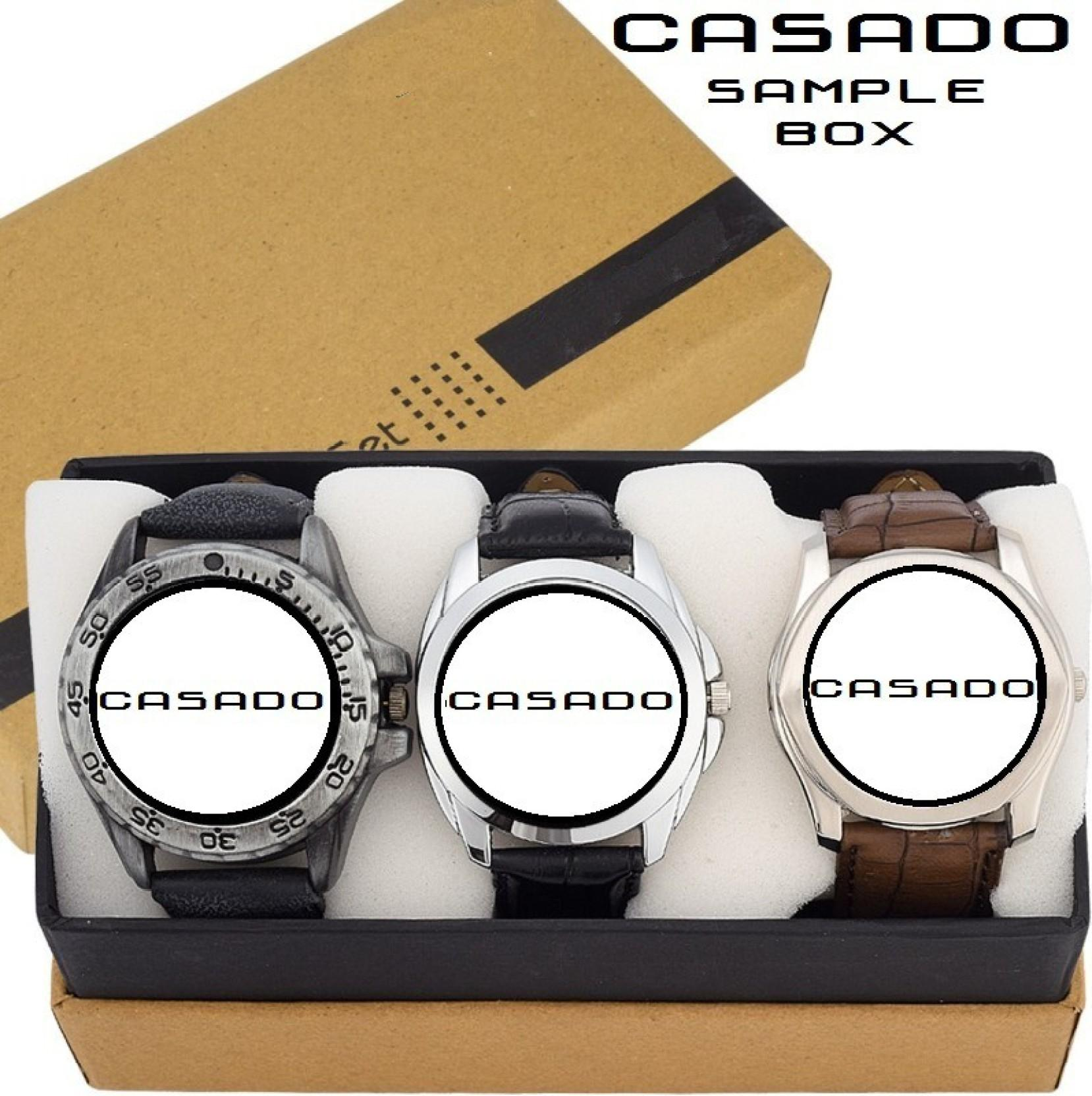 Casado 107nd706nd113 COMBO OF 3 HOPE Watch - For Men