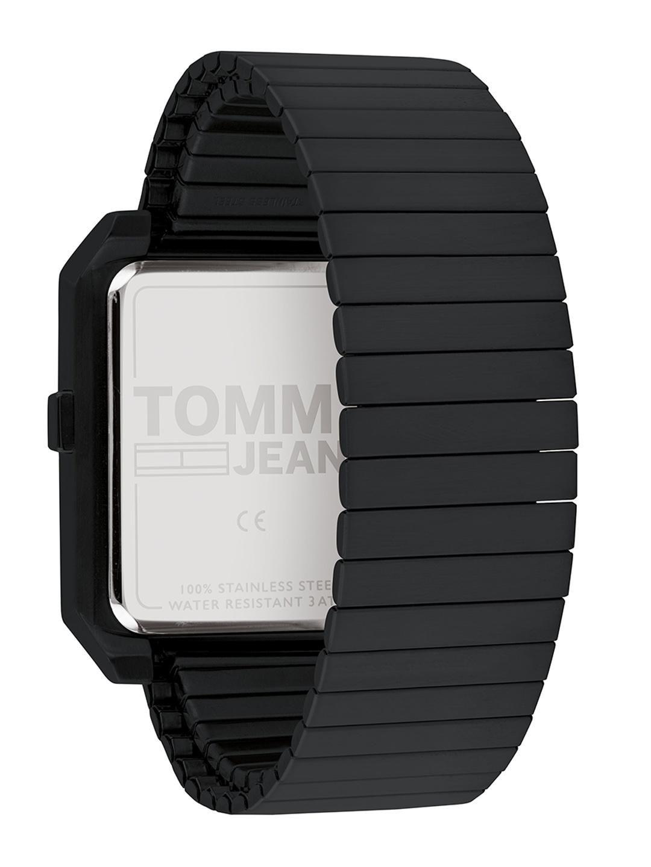 Tommy Hilfiger Tommy Jeans Men Black Digital Watch TH1791671W