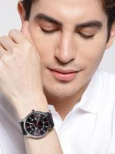 Daniel Klein Premium Men Black Analogue Watch DK12218-5