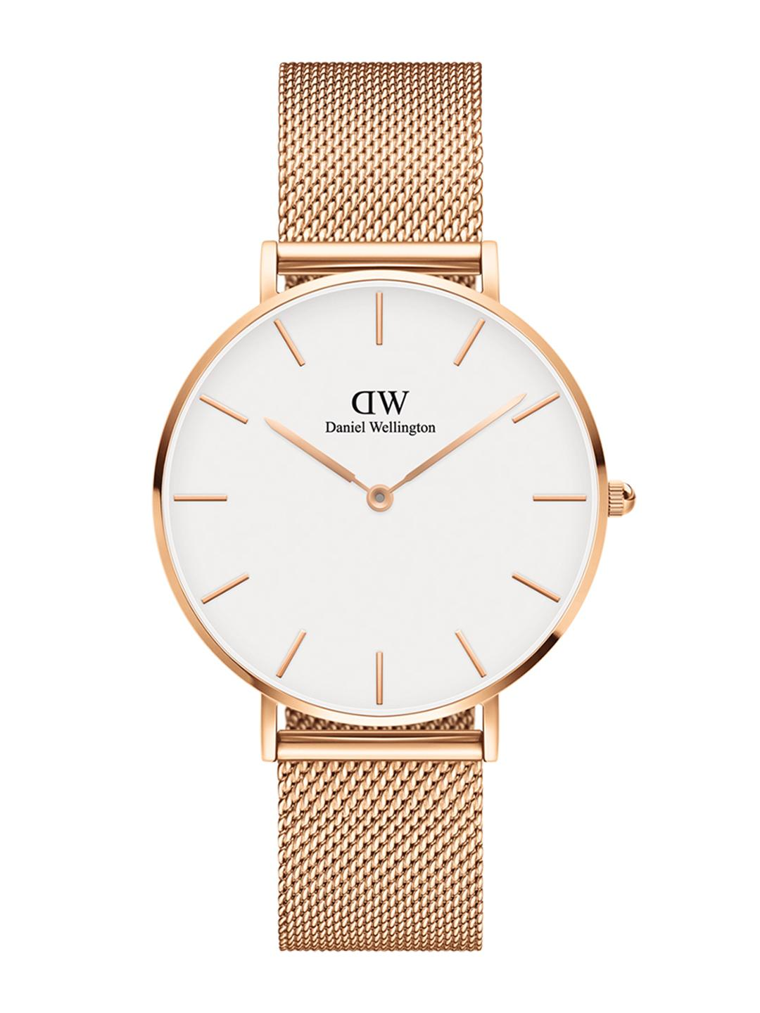 Daniel Wellington Unisex White Analogue Watch DW00100305