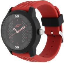 Sonata 77065pp03 Superfibre Spotas Analog Watch - For Men
