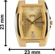 Sonata NH7998YM03 Analog Watch - For Men
