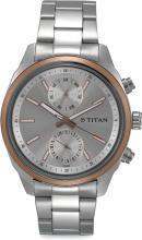 Titan 1733KM02 Analog Watch - For Men