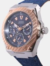 GUESS Men Navy Multifunction Watch W1058G1