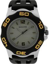 Sonata NH7929PP01J Analog Watch - For Men