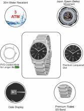 Maxima O-46863CMGI Analog Watch - For Men