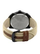 Fastrack Men Brown Dial Watch 9463AL06