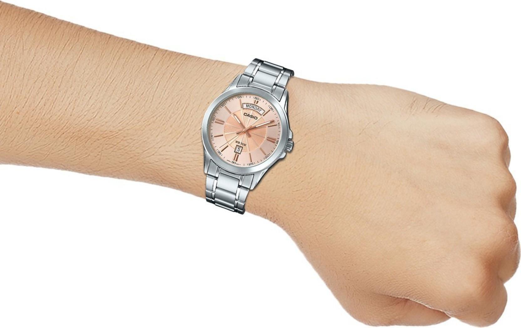 Casio A1132 Enticer Men's Watch - For Men