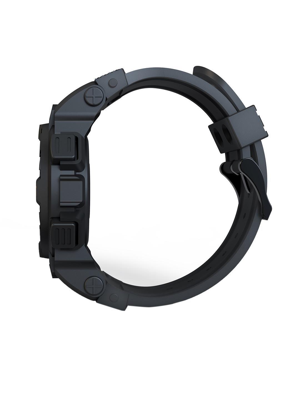 Lenovo Unisex Black Ego HX07 Smartwatch