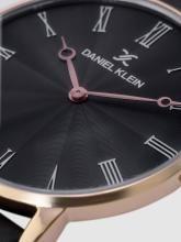 Daniel Klein Premium Men Black Analogue Watch DK12216-6