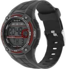 Sonata NH7949PP01J Superfibre Digital Watch - For Men