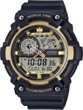 Casio AD212 AEQ-200W-9AVDF Analog-Digital Watch - For Men