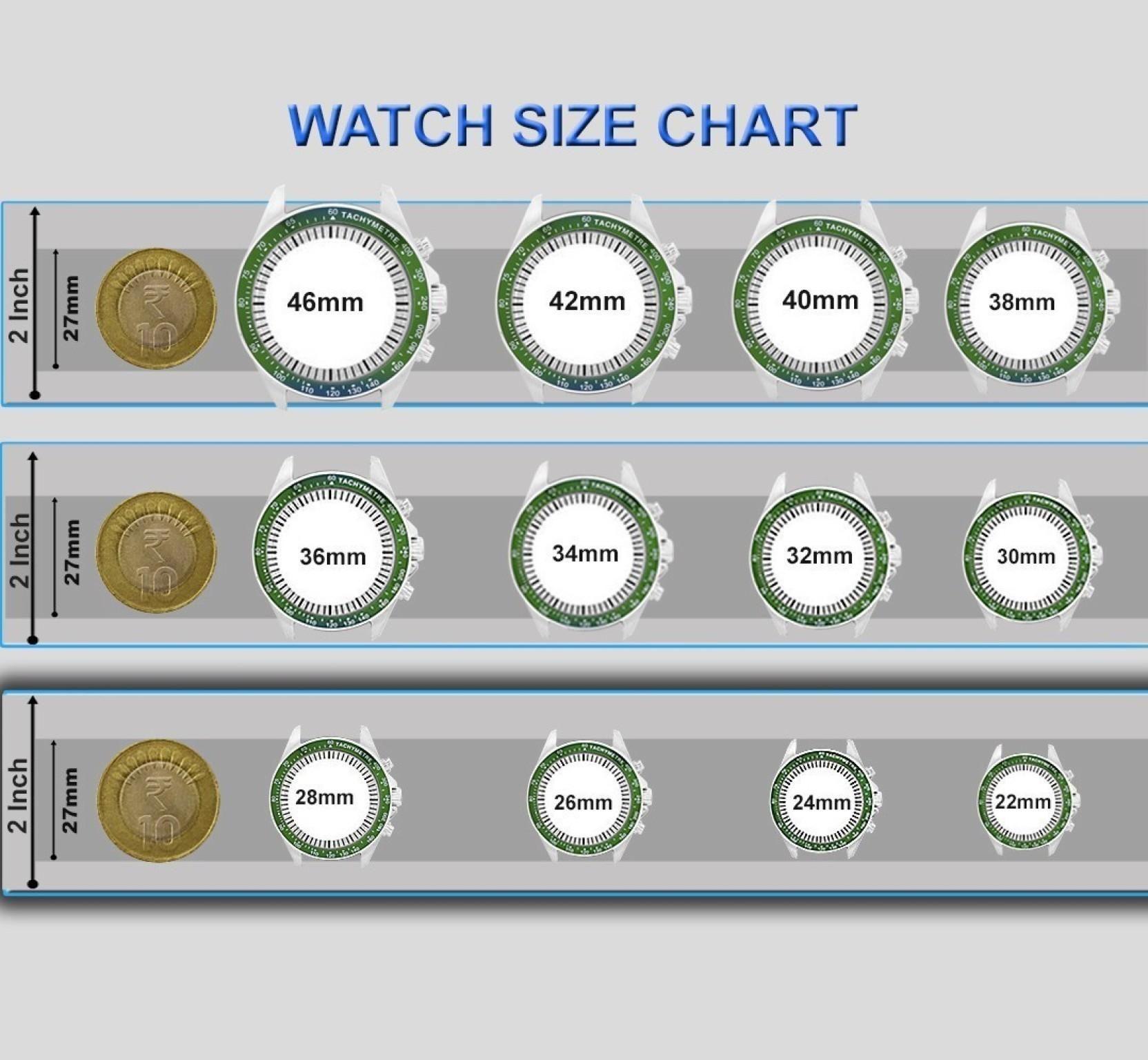 Timebre GXBRW314 Ultra Slim Watch - For Men
