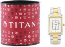 Titan 90024BM03 Analog Watch - For Men