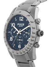 FOCE Men Blue Analogue Watch FMW832GSSM