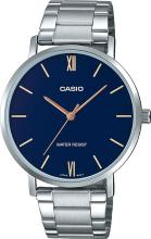 Casio A1613 MTP-VT01D-2BUDF Analog Watch - For Men