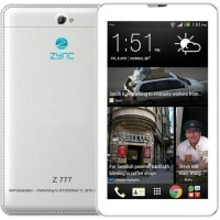 Zync Z777 Calling Tablet 4GB Silver