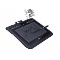 iBall Wireless Pen Drawing WL-8055 Tablet Black