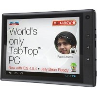 Milagrow MGPT04 16GB 3G/Wi-Fi Black