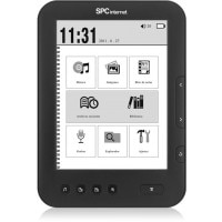 SPCinternet 5601 6 E - Book Reader Black