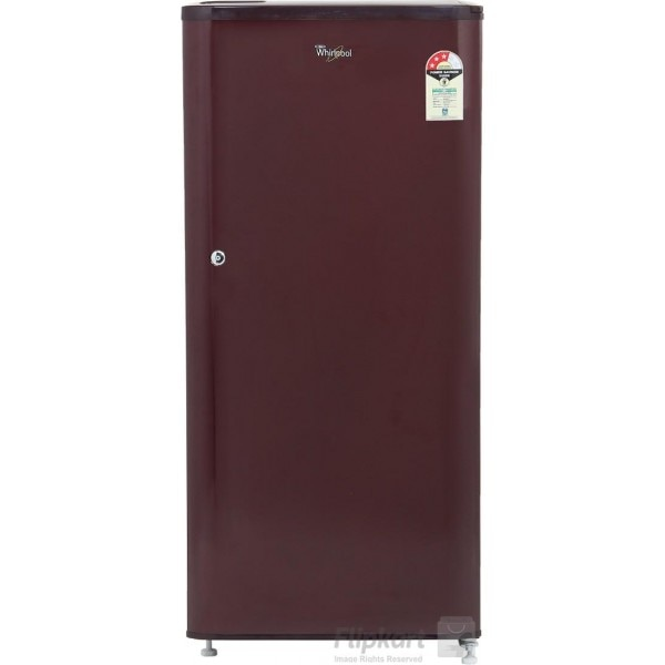 Whirlpool 205 CLS 3S 190 L Single Door Refrigerator (Solid Wine)  sc 1 st  PriceDekho.com & Whirlpool 205 CLS 3S 190 L Single Door Refrigerator (Solid Wine ...