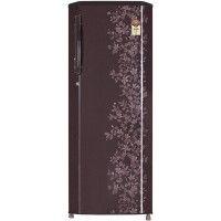 LG 270 Ltr. B285BGPN Direct Cool Single Door Refrigerator - Graphite Paradise