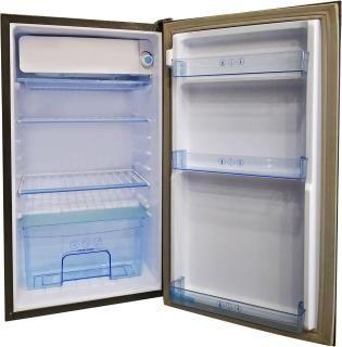 Mitashi 100 L Direct Cool Single Door 2 Star Refrigerator(Grey, MSD100RF200)