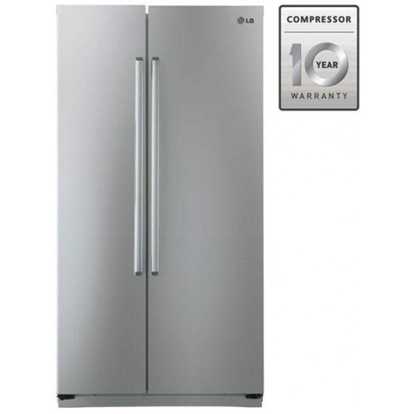 Lg Gc B207glqs 581ltr Side By Side Refrigerator Price In