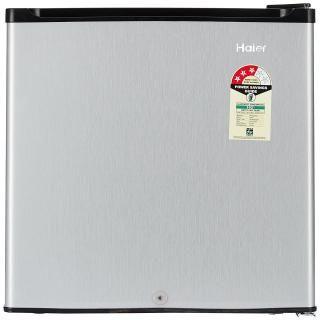 Haier 52 L 3 Star Direct-Cool Single Door Refrigerator (HR-62VS, Silver Grey)