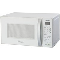 Whirlpool MW20GW 20L Grill Microwave Oven White