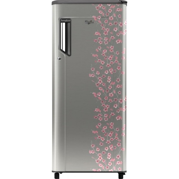 Superieur Whirlpool 215 Imfresh PRM 5s 200 L Single Door Refrigerator Silver Bliss