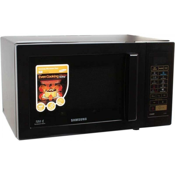Samsung Ce104vd 28l Convection Microwave Oven Black Price
