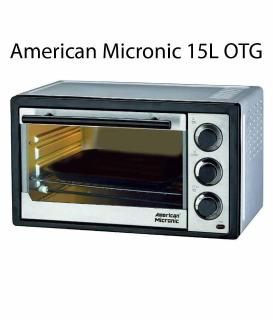 American Micronic 15l Oven Toaster Grill Otg 1300w