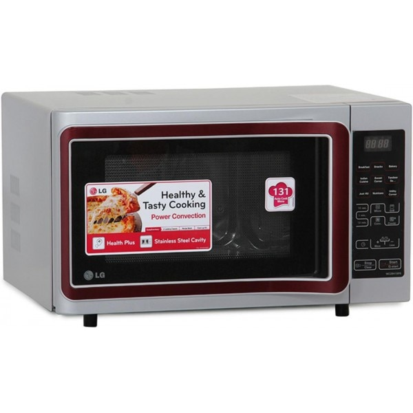 Lg Mc2841sps 28l Convection Microwave Oven Price In India