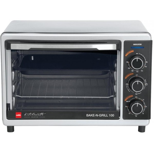 Cello Bake N Grill 100 Oven Toaster Griller Price In India