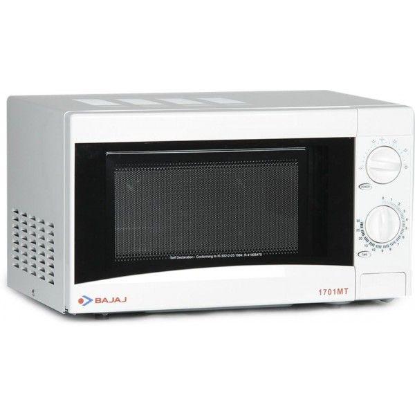Bajaj 1701 Mt Solo Microwave Oven 17 Liters