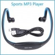 Nevis NSM-0992 Wireless MP3 Player 8GB Blue