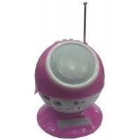 Super-IT SM007 MP3 Player (Pink)