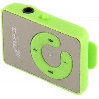 Mitaki Premium Design HQ MP3 Player Green