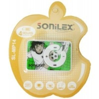 Sonilex SL-MP14 4 जीबी MP3 Player Multicolor