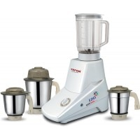 Tefon I-20 450 W Mixer Grinder (White, 4 Jars)