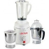 Lifestyle LS.milti Mixer Grinder White
