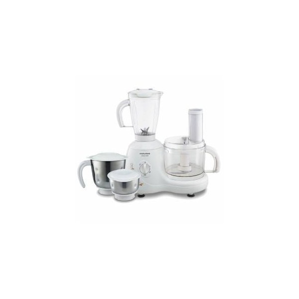 Morphy Richards Food Processor: Morphy Richards Select 600 Food Processor (White) Price In