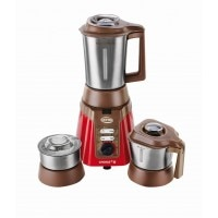 Ultra - Mixer Grinder Red