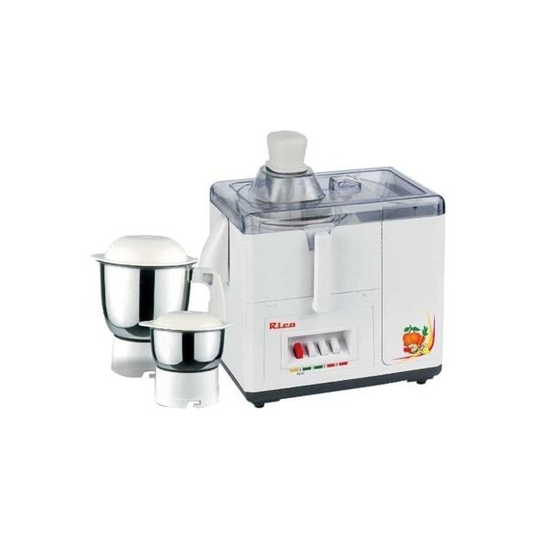 550609d36a Rico 708 Juicer Mixer Grinder 550 W (White) Price in India with Offers &  Full Specifications   PriceDekho.com
