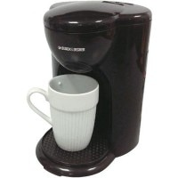 Black & Decker DCM25 Coffee Maker