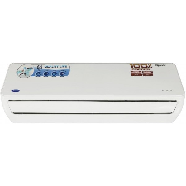 carrier air conditioner prices. carrier 1.5 ton 5 star superia split air conditioner prices d