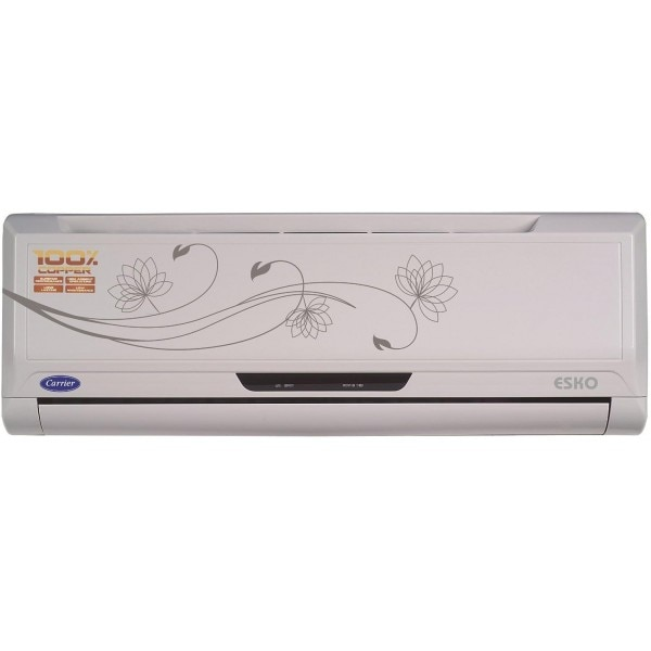 carrier air conditioner prices. carrier esko 24k 2 ton split air conditioner white prices