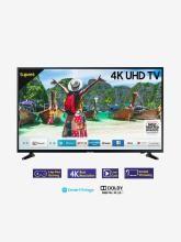 Samsung 108 cm (43 Inches) Smart 4K Ultra HD LED TV 43NU6100 (Black)