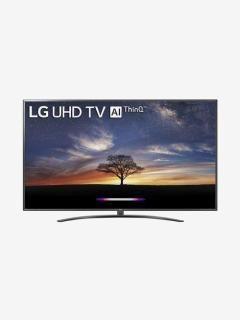 LG 190.5 cm (75 Inches) Smart 4K Ultra HD LED TV 75UM7600PTA (Black, 2019 Range)